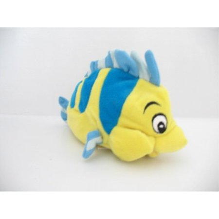 Mini Bean Bag Flounder 7 by Disney