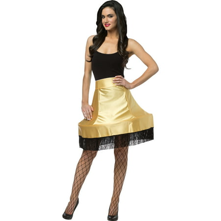 Christmas Story Leg Lamp Skirt Adult Halloween Costume (Halloween Christmas Costumes)