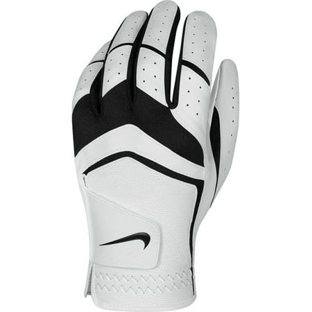 Nike Dura Feel Golf Glove, White