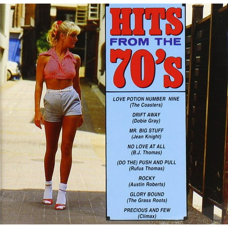 Hits from 70's / Various (Halloween Albums From The 70's)