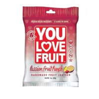 You Love Fruit Fruit Leather Passn Fruit, PartNo 287483, by You Love Fruit, Sing