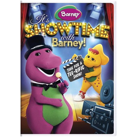 Barney  It S Showtime With Barney