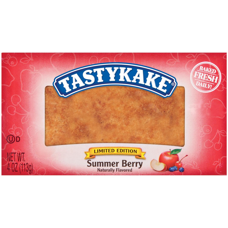 Tastykake Summer Berry Pie 4 Oz Box