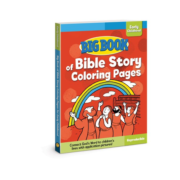 Bible Story Coloring Pages 1 (Coloring Books): Gospel Light ... | 612x612