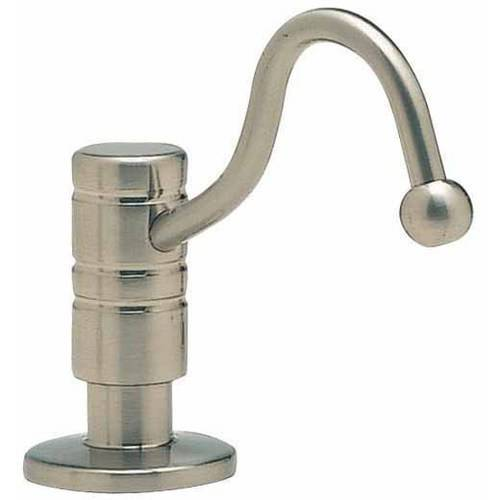 Blanco 440054 Harvest Brass Deck Mounted Soap / Lotion Dispenser, Available in Various Colors