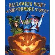 Halloween Night on Shivermore Street - eBook