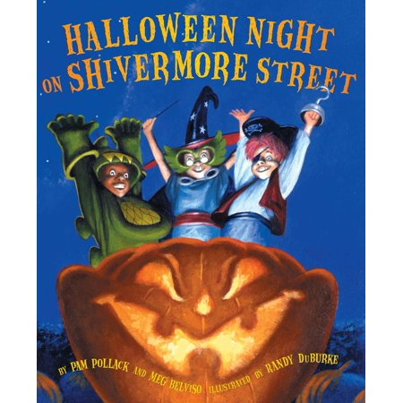 Halloween Night Meaning (Halloween Night on Shivermore Street -)