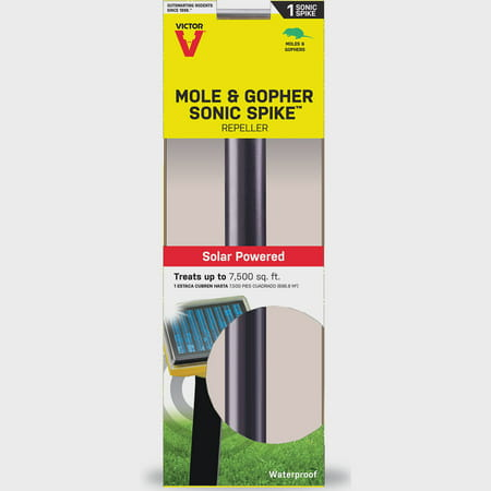 Victors Mole and Gopher Solar Spike