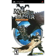 Monster Hunter Freedom (PlayStation Portable)
