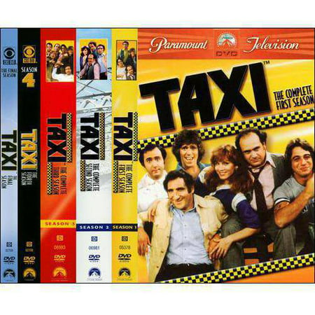 Paramount Taxi: The Complete Series