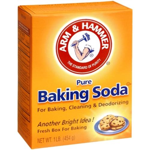 ARM & HAMMER Pure Baking Soda 16 oz (Pack of 2)