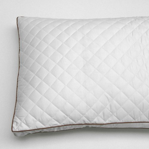 Perfect Fit Quilted Sidewall Density Pillow - Medium Twin Pack