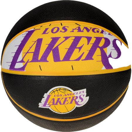 Spalding Los Angeles Lakers Courtside Team Basketball