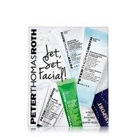 ($47 Value) Peter Thomas Roth Jet, Set, Facial Skincare Set (4 Ct)