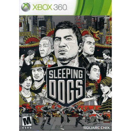Sleeping Dogs (Xbox 360)