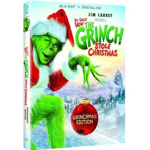 dr suess how the grinch stole christmas grinchmas