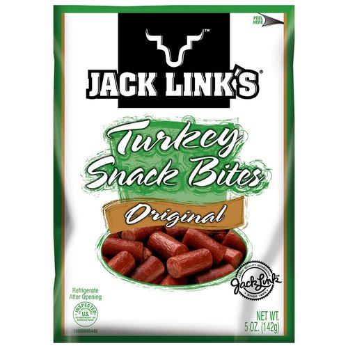 Jack Link's Original Turkey Snack Bites, 5 oz