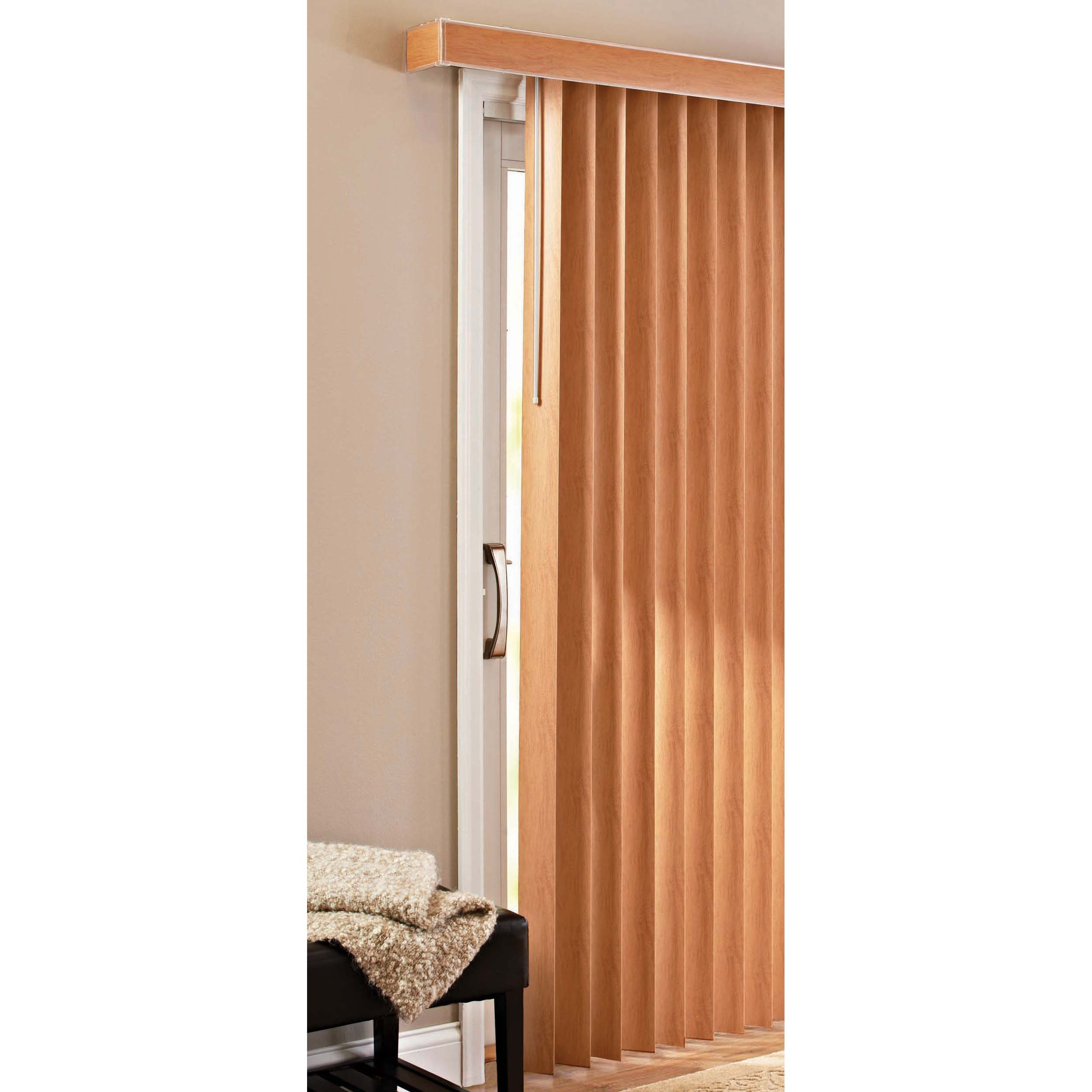 Better Homes & Gardens Vertical Blinds, Printed Colors