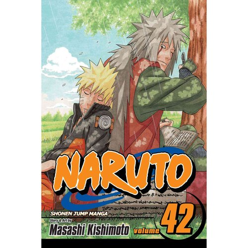 Naruto 42: The Secret of the Mangekyo