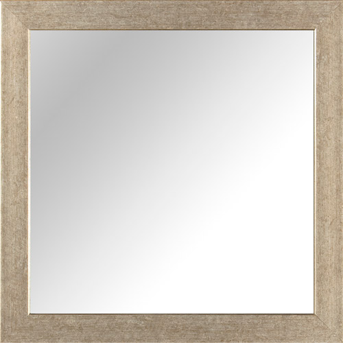 """PTM Images 14"""" x 14"""" Mirror, Champagne"""