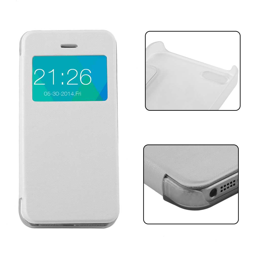 Cases Protectors Accessories Cell Phones Smartphone Android Lg L70 D325 Free Flip Windows Case Ultra Thin Luruxy Mobile Smart Cover Hard Back Protecting Shell For Iphone