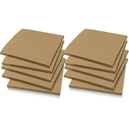 Soft Cut Linoleum Set 10 Pack Printmaking Carving Sheet Block Printing Sheets Art Studio