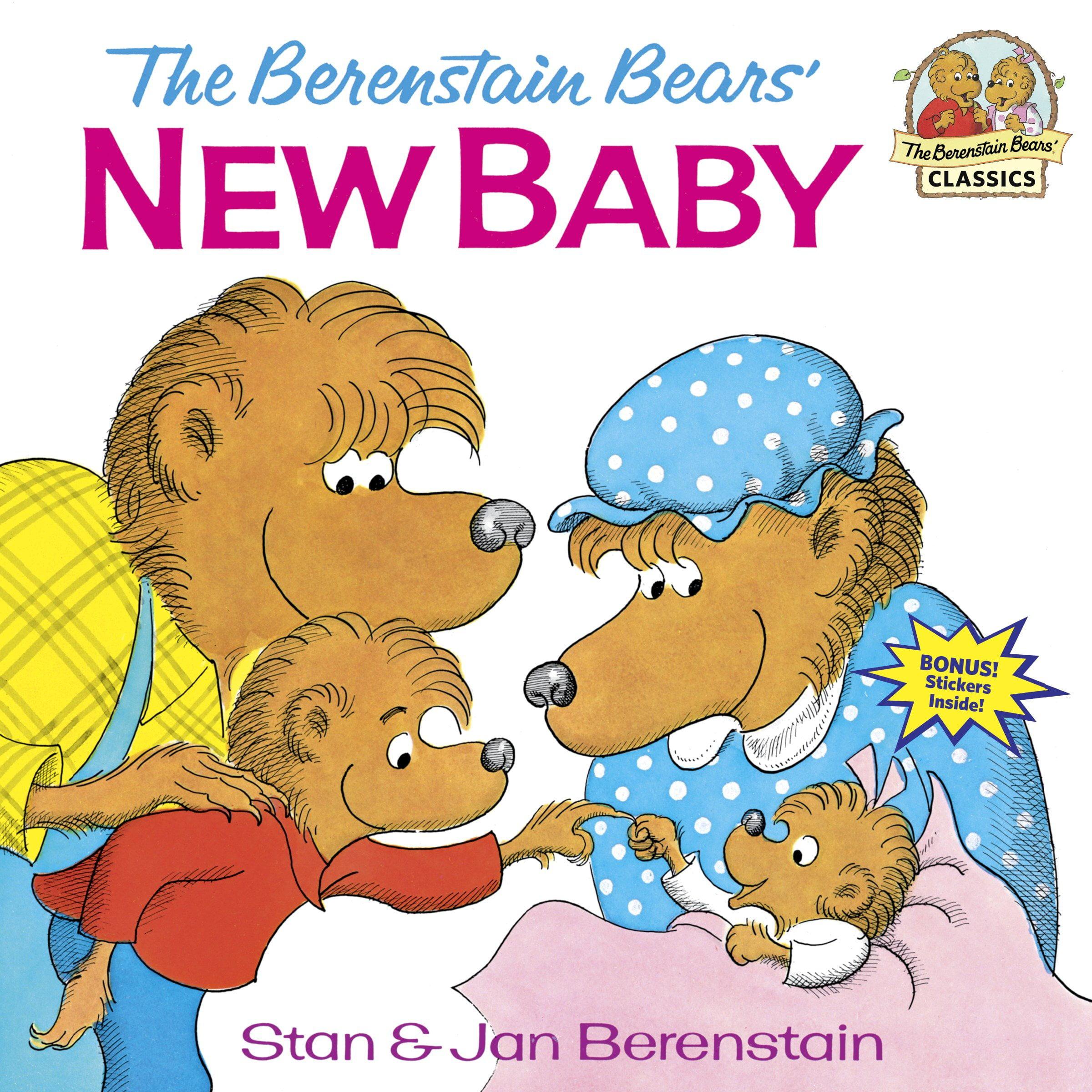 BERENSTAIN BEARS NEW BABY