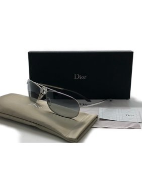 e7384228d56b Product Image Christian DIOR Vintage Womens Designer Sunglasses Silver  HIPPY 2 YB7ZR