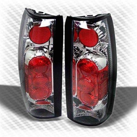 for 1988-1998 chevy/gmc tahoe/ yukon altezza lamps rear brake  tail lights  pair l+r 1989 1990 1991 1992 1993 1994 1995 1994 Gmc Yukon Brake