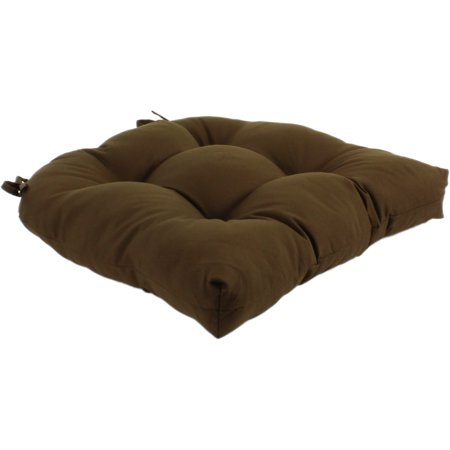 Colored Seat - Everythings Comfy Brown Colored Indoor / Outdoor Seat Cushion Patio D Cushion 20
