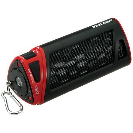 First Alert Portable Outdoor Bluetooth (First Bluetooth)