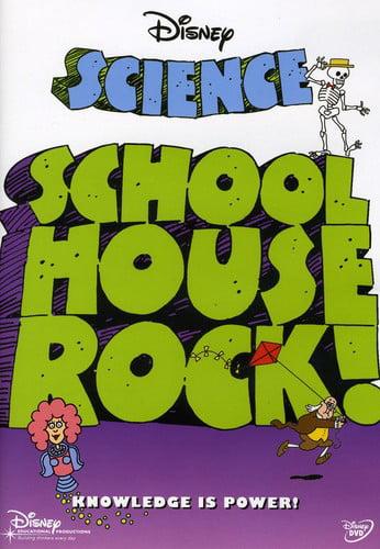 Schoolhouse Rock: Science by DISNEY/BUENA VISTA HOME VIDEO