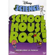 Schoolhouse Rock: Science by DISNEY/BUENA VISTA HOME VIDEO