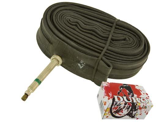 Tube Duro 700 x 35c//38c 52mm Standard Presta//Valve fixie bicycle tube 250929