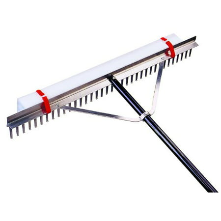 - Outdoor Water Solutions PSP0212 Heavy Duty Lake and Beach Rake
