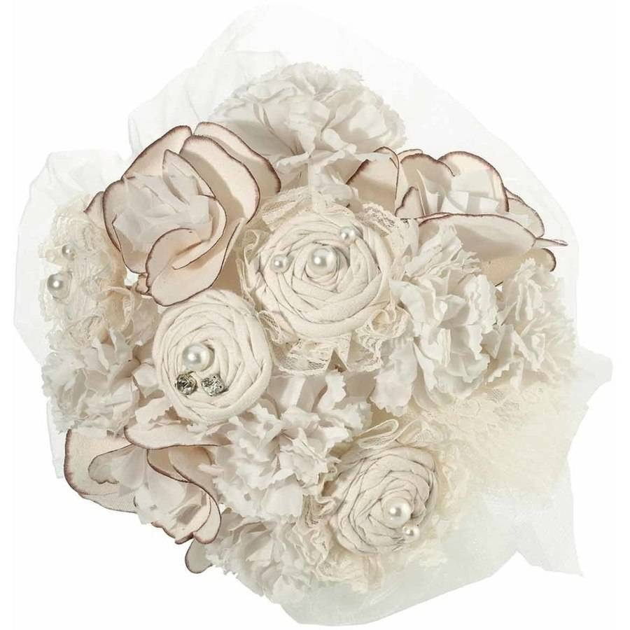 Lillian Rose Country Casual Wedding Bouquet