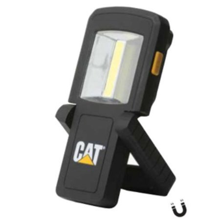 CAT CT3510 Dual Beam Work Light 165 Lumen COB LED Front Flood Panel, 50 Lumen Top Beam Hands-Free Light