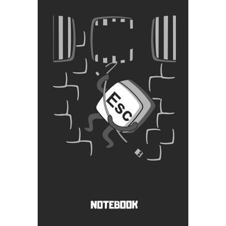 Notebook: Funny Lined and Empty Notebook for Computer Geeks - Diary or Journal for PC Programming and Gaming Notes or to Note An Paperback (Pc Programming)