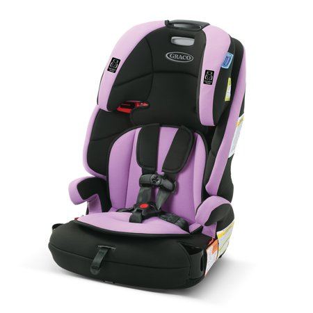 Graco Wayz 3-in-1 Harness Booster Car Seat, Marley