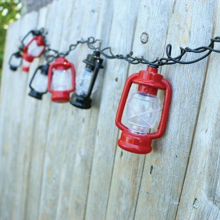 Dennis East International Camp Lantern String Lights ()
