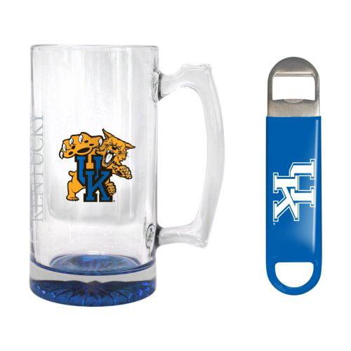 UK Wildcats 25 oz. Beer Mug Gift Set by