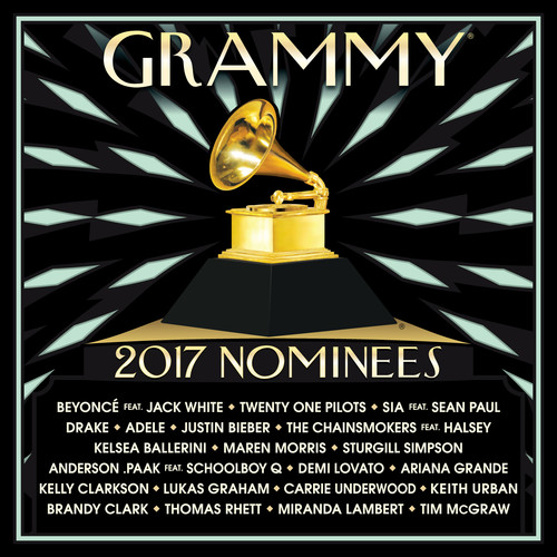 2017 Grammy Nominees (CD)