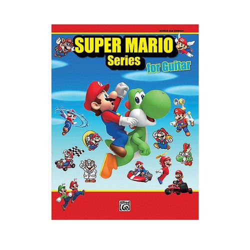 Super Mario Series for Guitar Guitar TAB