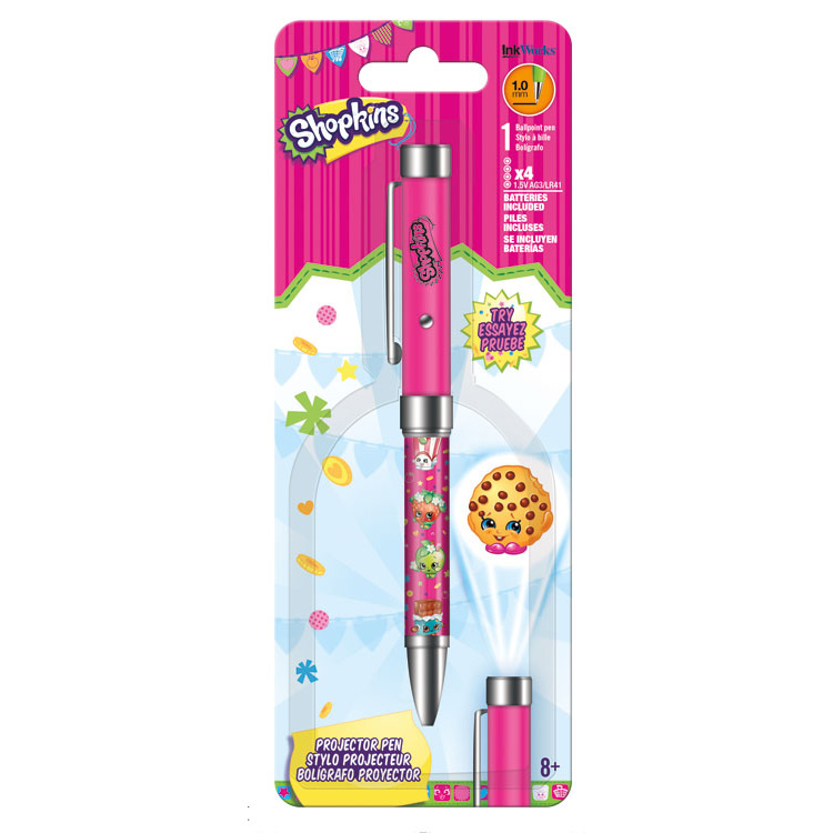Shopkins Projector Pen (Each) - Party Supplies