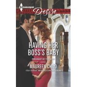 Having Her Boss's Baby - eBook