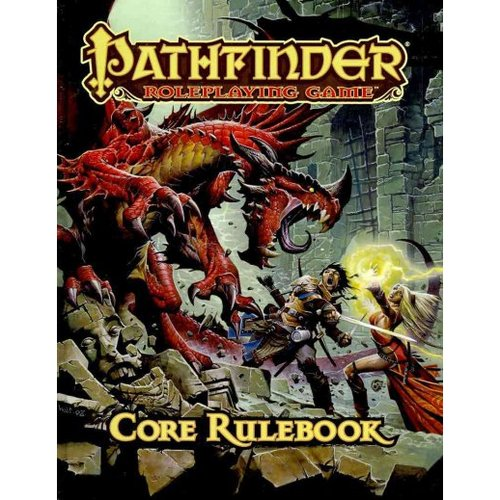 pathfinder 3.5 core rulebook pdf
