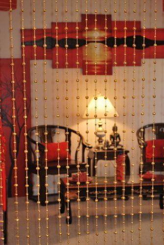 Beautiful Acrylic Beaded Curtain, Beaded Curtains For Doors Uk