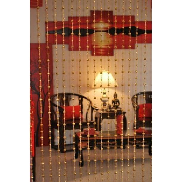 Beautiful Acrylic Beaded Curtain, Beaded Curtains For Doors