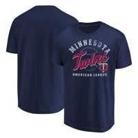 Minnesota Twins Fanatics Branded Available T-Shirt - Navy
