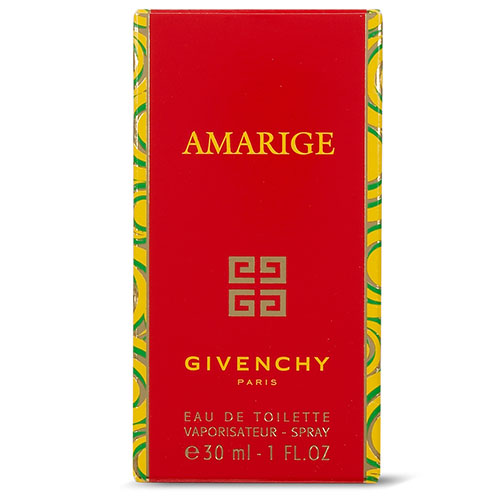 Givenchy Amarige Eau De Toilette Spray, 1 Oz